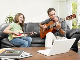 Guitar Fathers Day