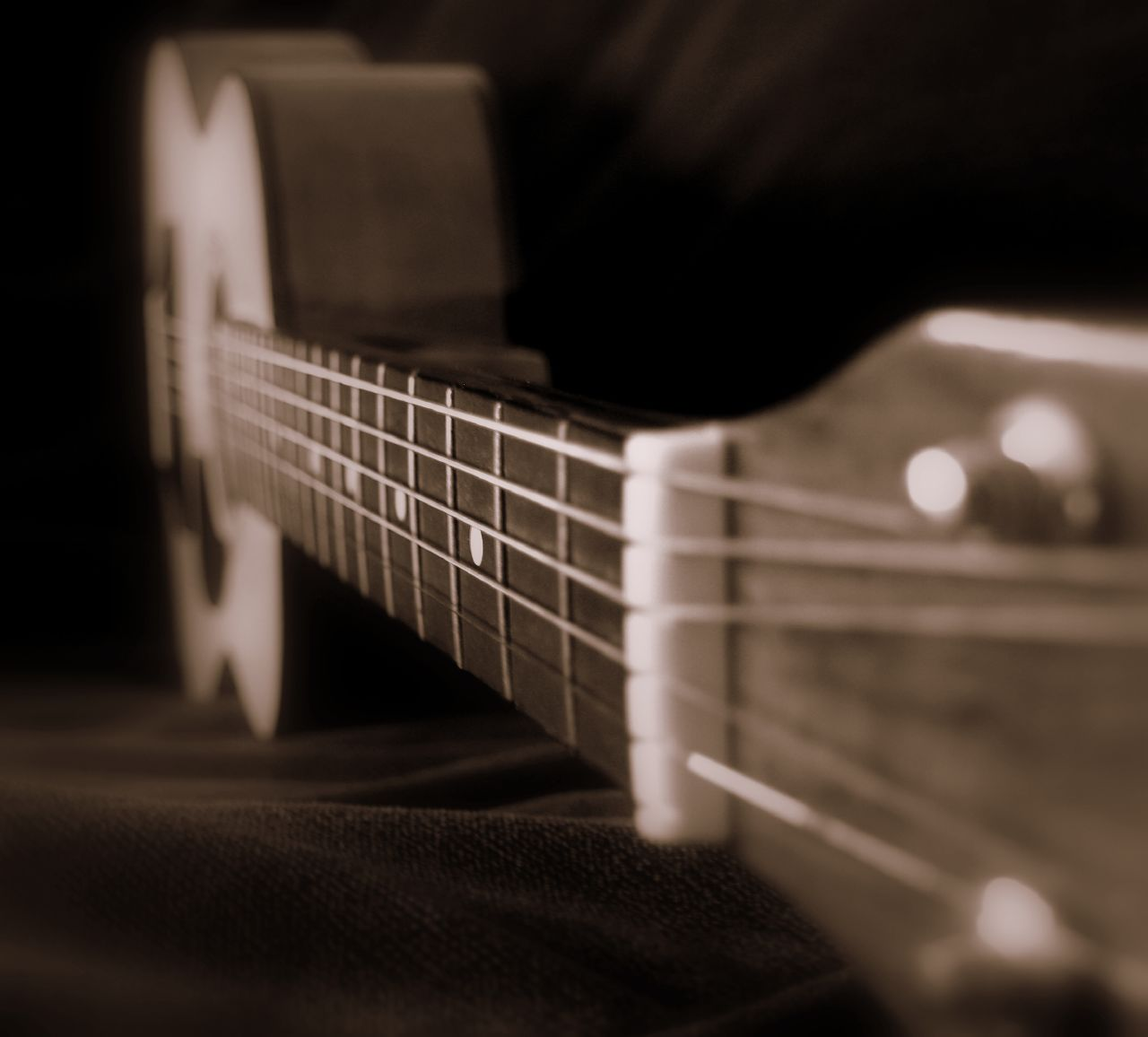 Rhythm Guitar Pic