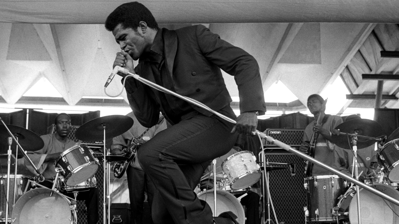 Funk Friday - James Brown