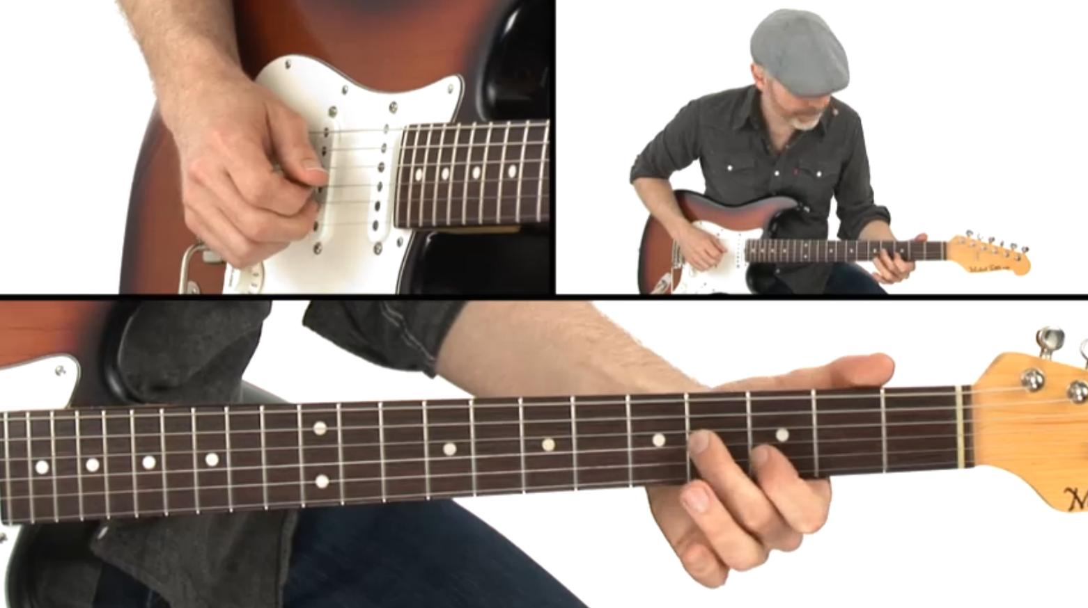 Jimi Hendrix Guitar Lesson