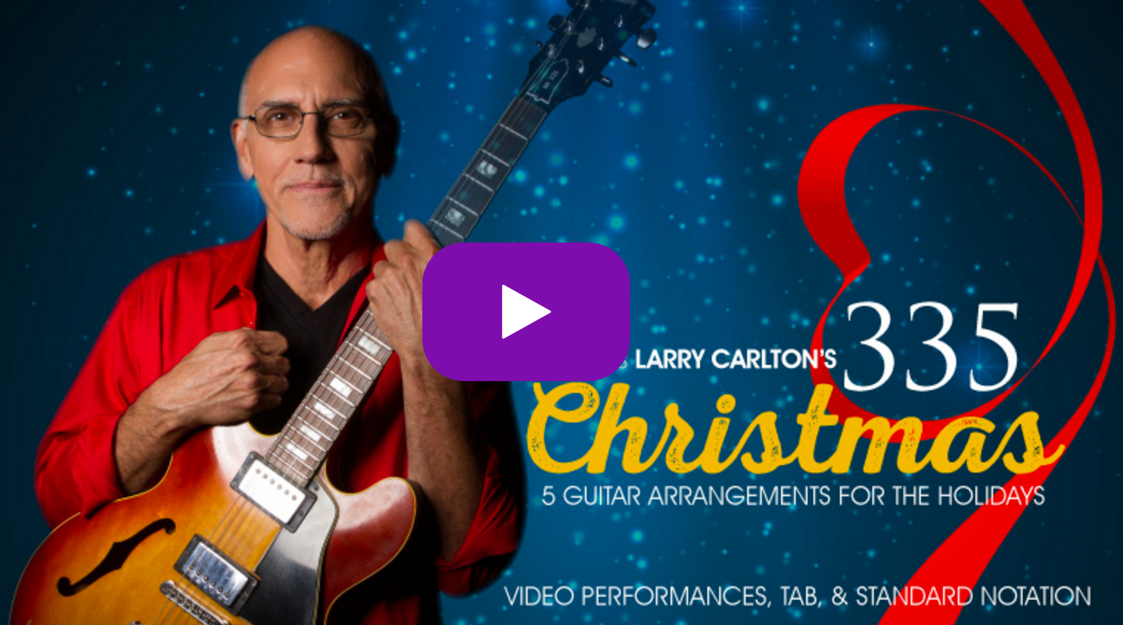 Christmas Song Guitar Lesson Larry Carlton