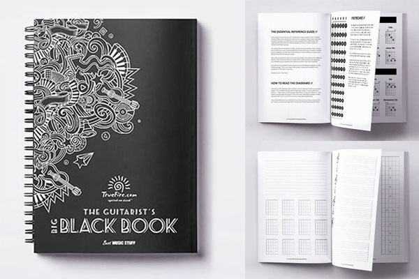 Guitar Big Black Book