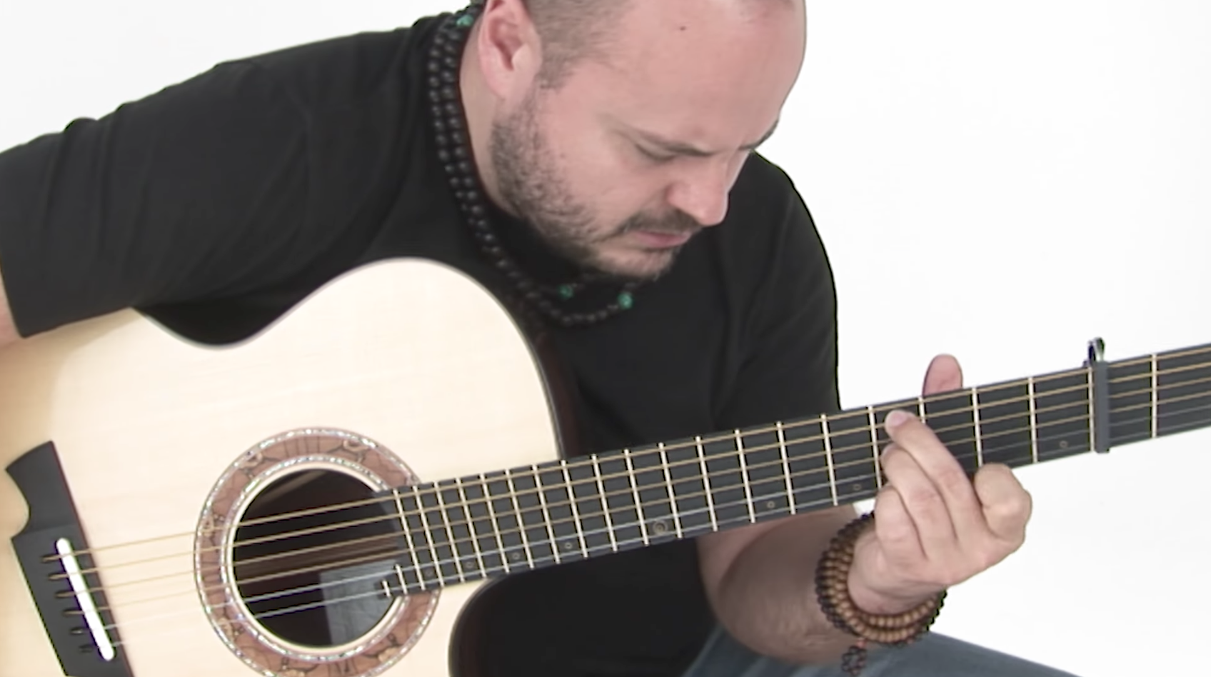 Andy McKee Cover Africa