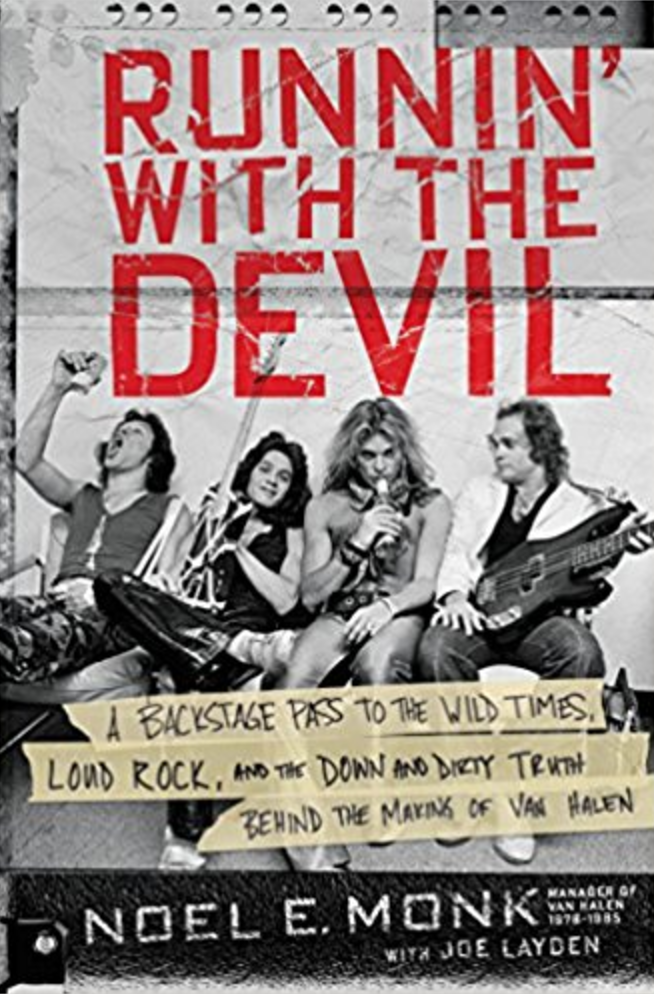 Runnin' with the Devil Book