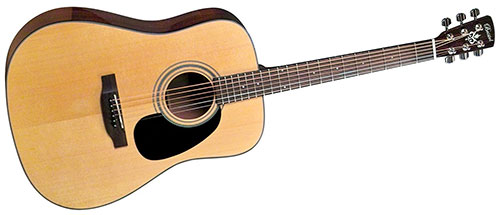 Affordable Acoustic Guitar 8