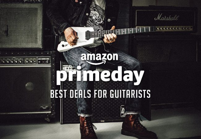 Best Amazon Prime Day Deals Guitar