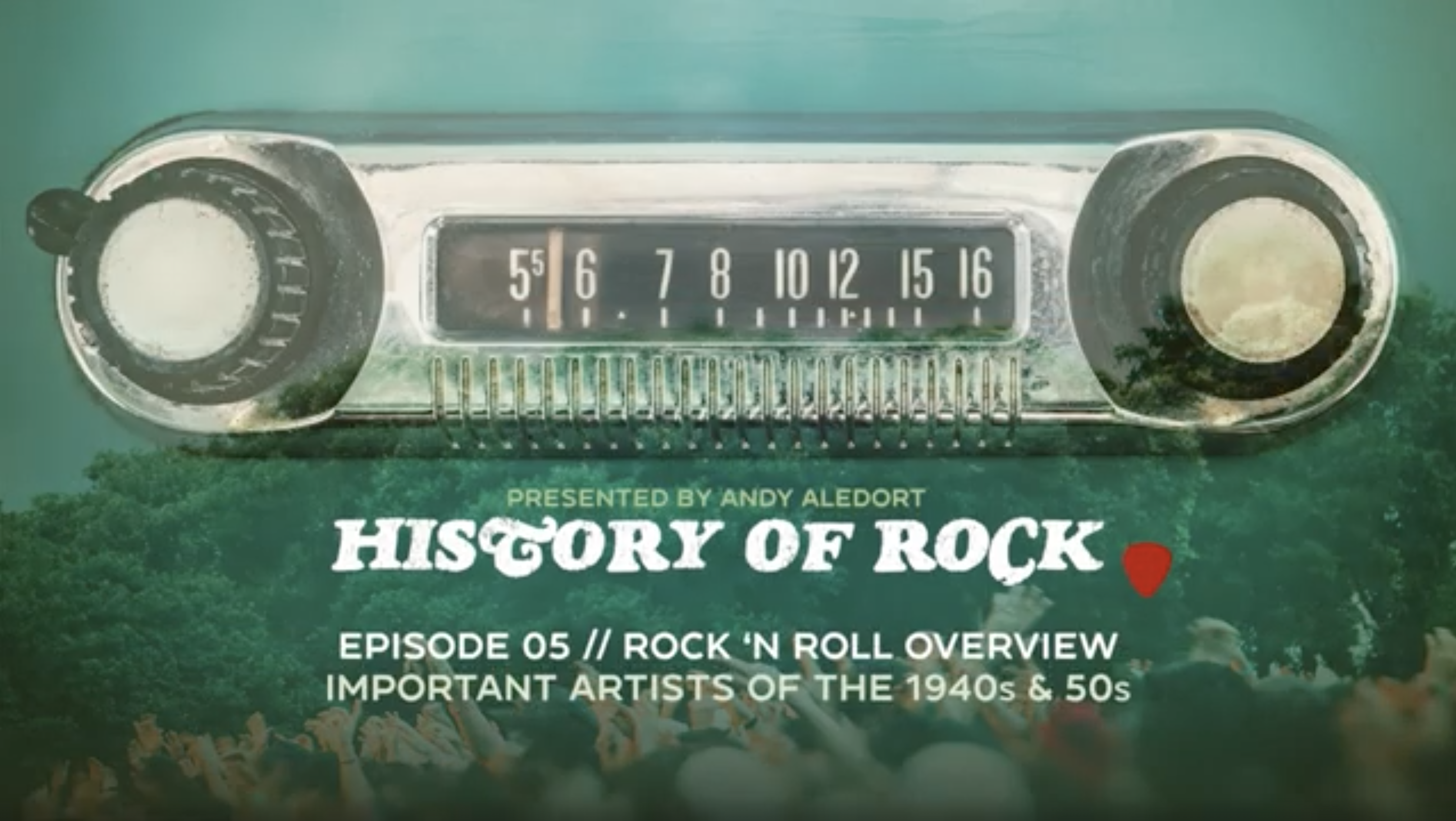 History of Rock 5