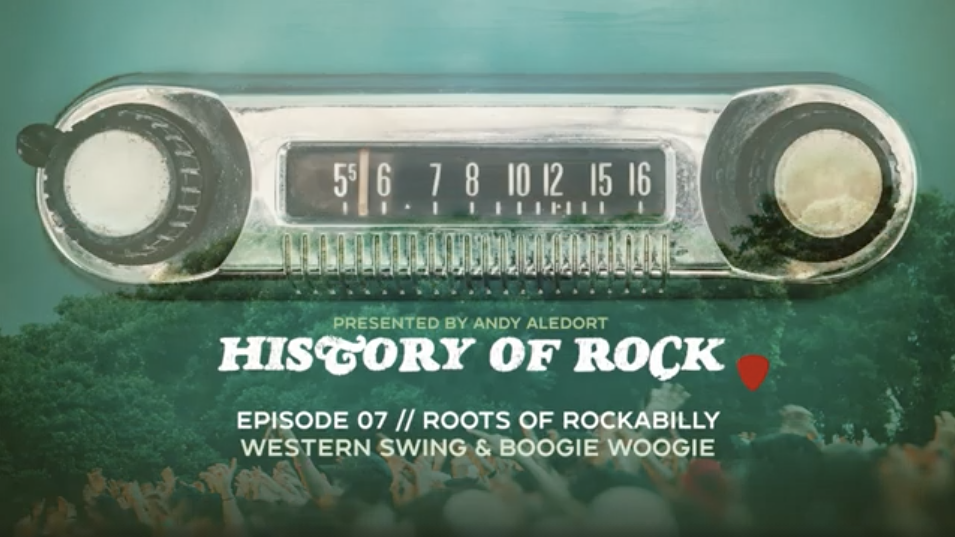 History of Rock 7