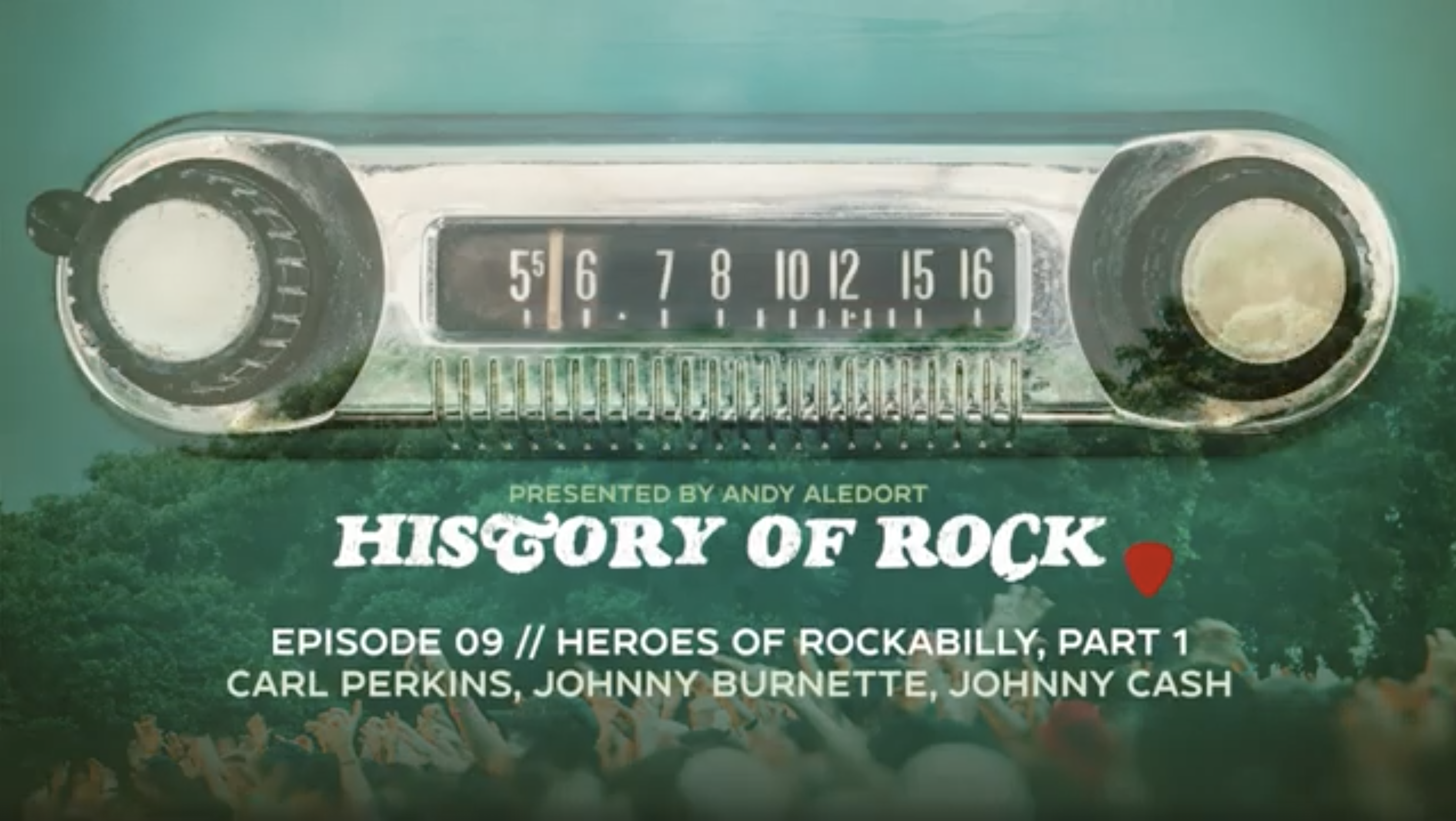 History of Rock 9