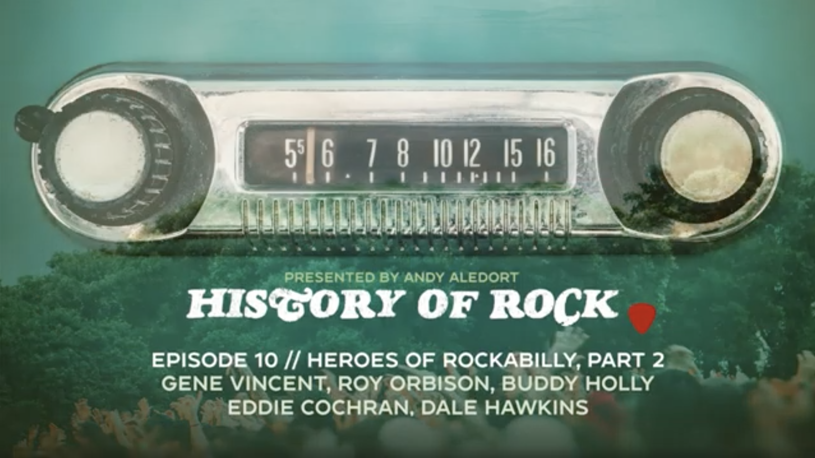 History of Rock 10