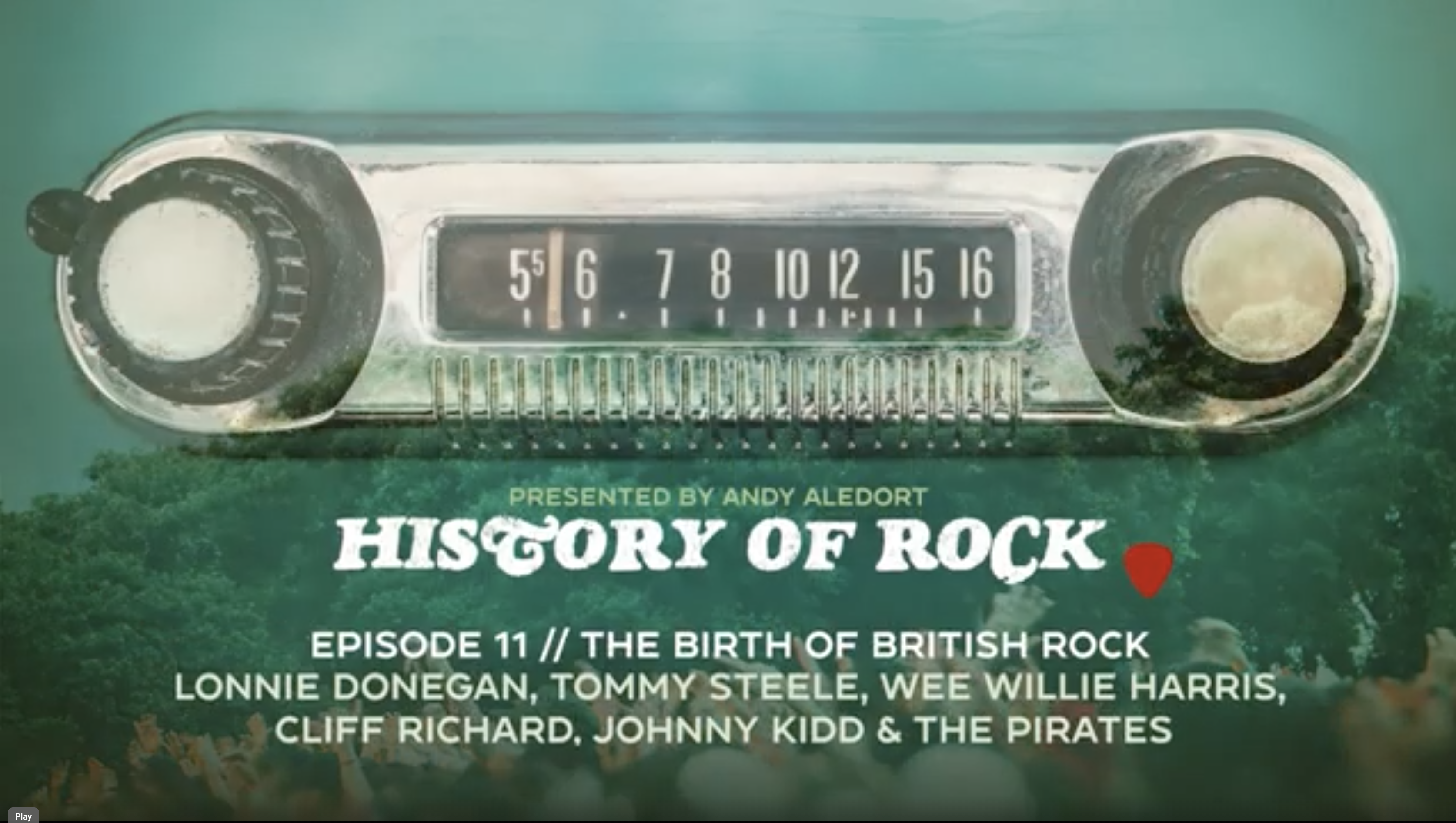 History of Rock 11