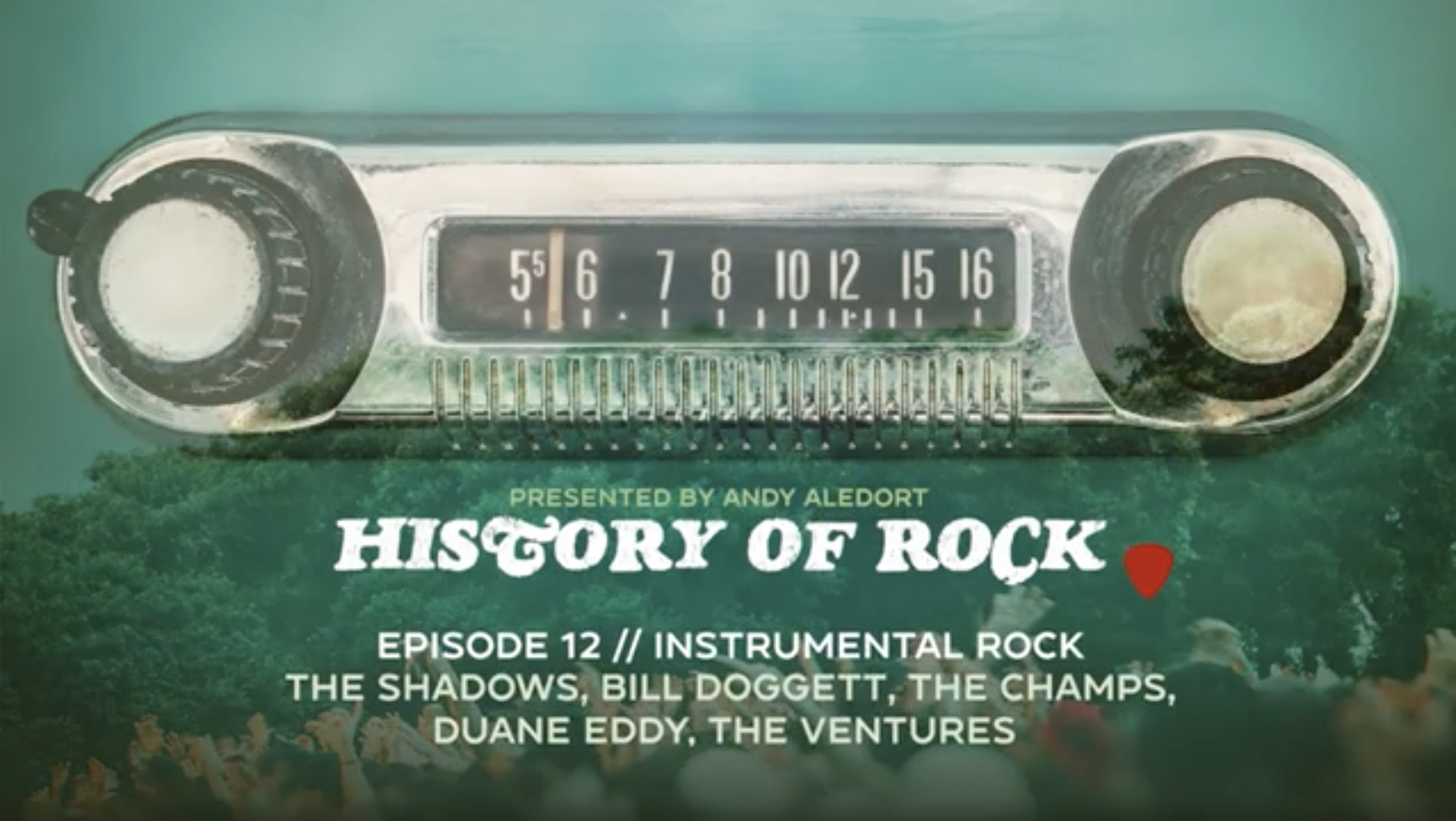 History of Rock 12