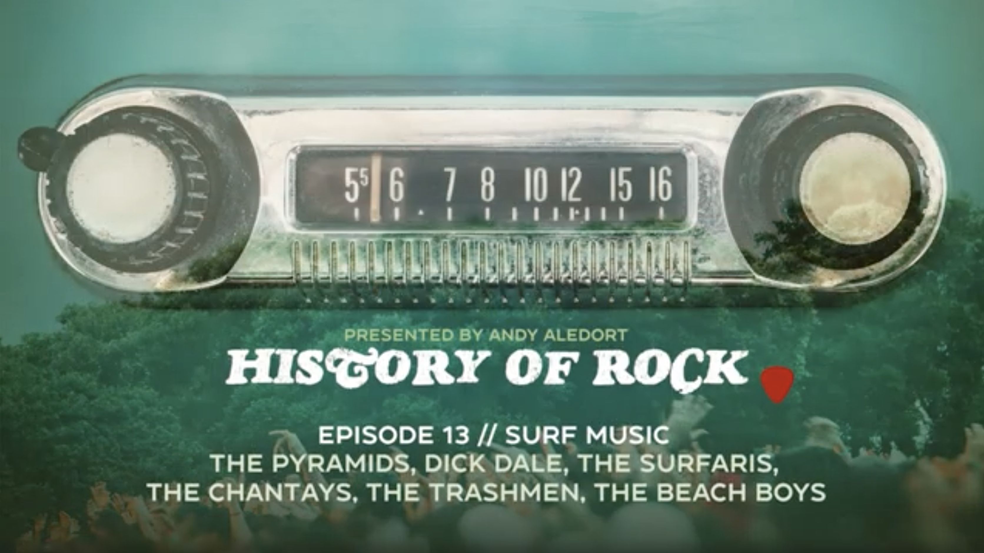 History of Rock 13