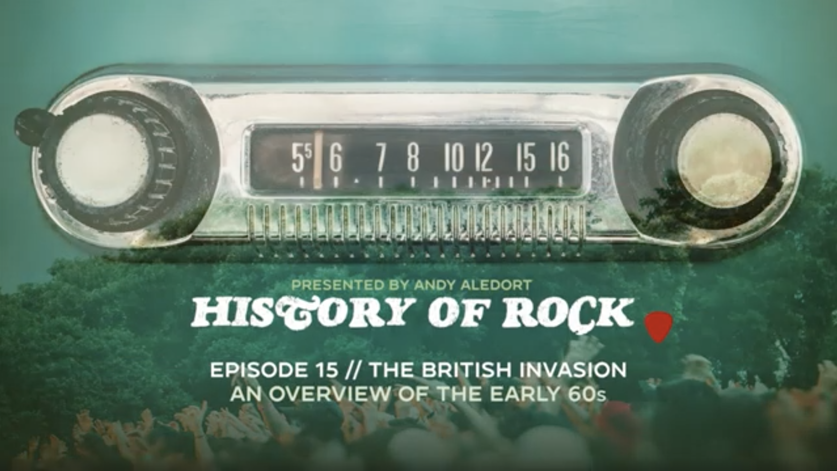 History of Rock 15
