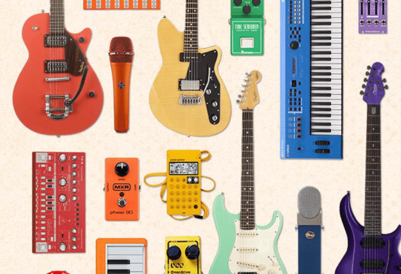Fathers Day Guitar Gifts