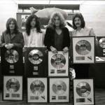 Led Zeppelin awards