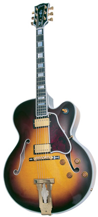 Gisbon L-5 Guitar
