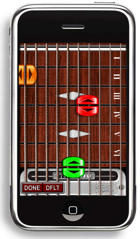 guitar iphone app steelguitar