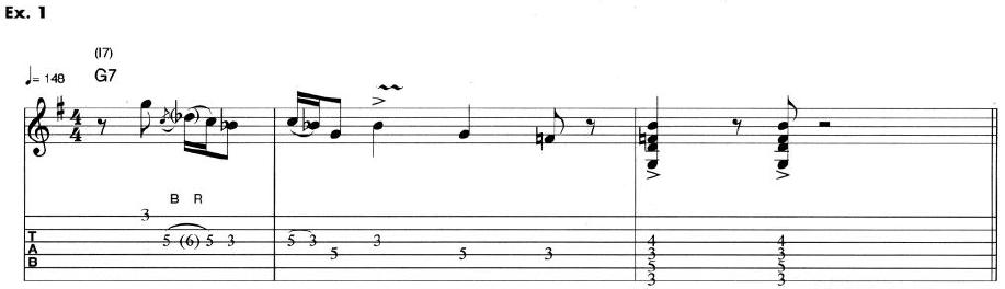 Eric Clapton Guitar Lesson 1