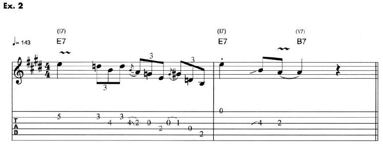 Eric Clapton Guitar Lesson 2