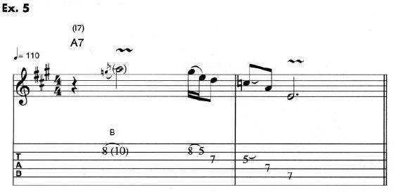 Eric Clapton Guitar Lesson 5