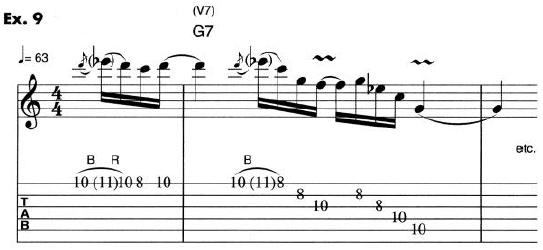 Eric Clapton Guitar Lesson 9