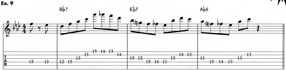 Charlie Christian Guitar Lesson