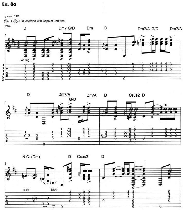 Bob Dylan Guitar Lesson